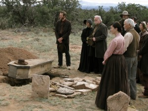 Scene from Dead Man's Burden