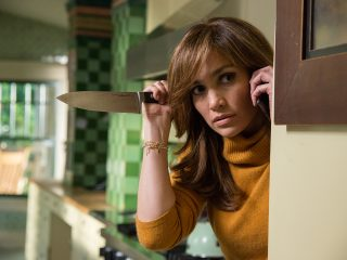 Scene from The Boy Next Door