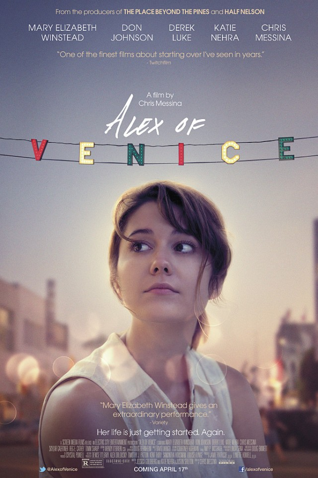 Alex of Venice poster