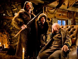 Scene from The Hateful Eight