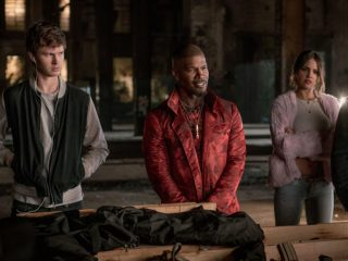 Scene from Baby Driver